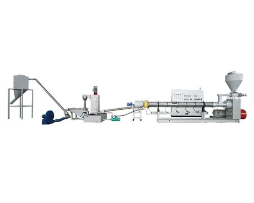 江苏JWL系列单螺杆造粒机组